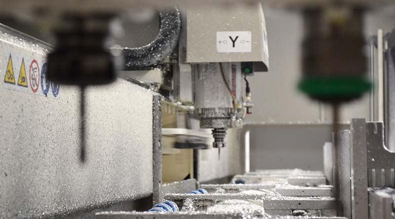 Aluminium Profile Fabrication