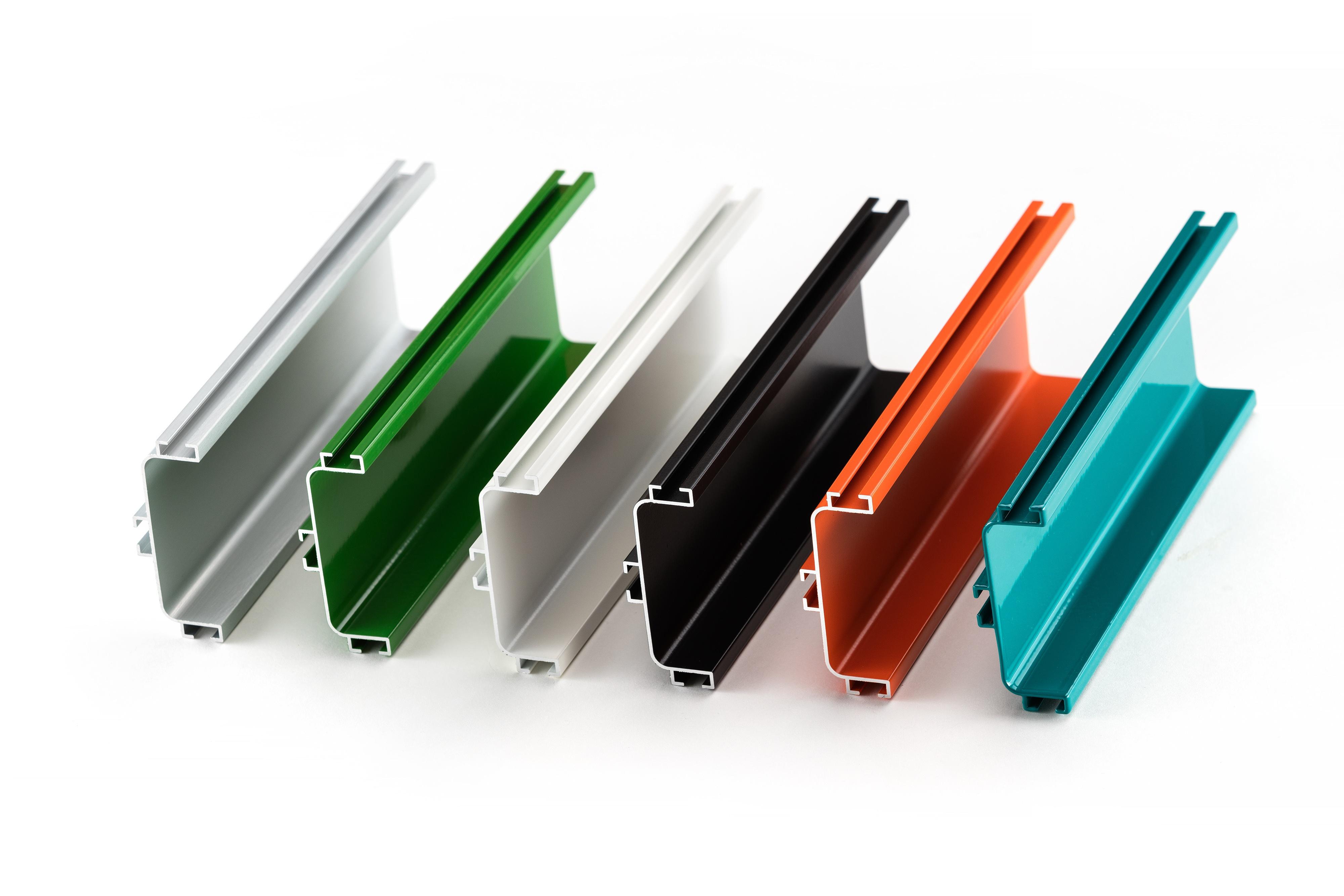 Coloured Aluminium