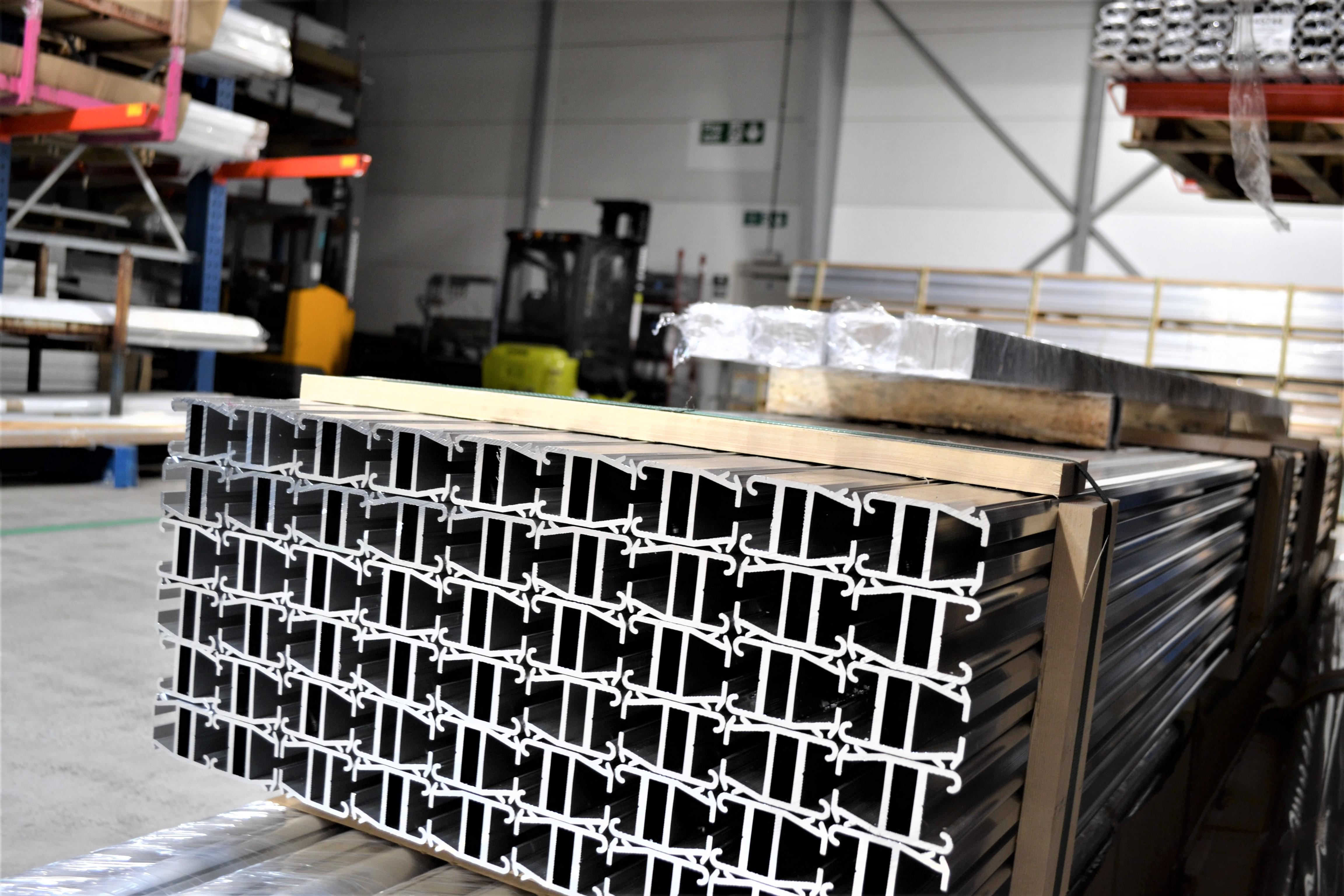 Bespoke Aluminium Extrusions
