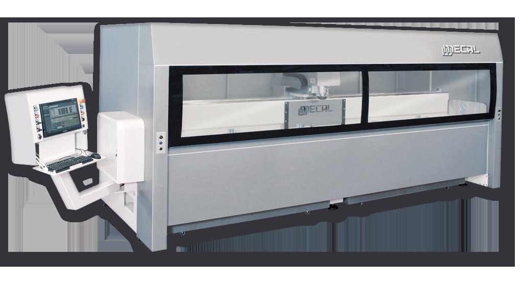 Aluminium profile machine centre for fabricaton of aluminium extrusions
